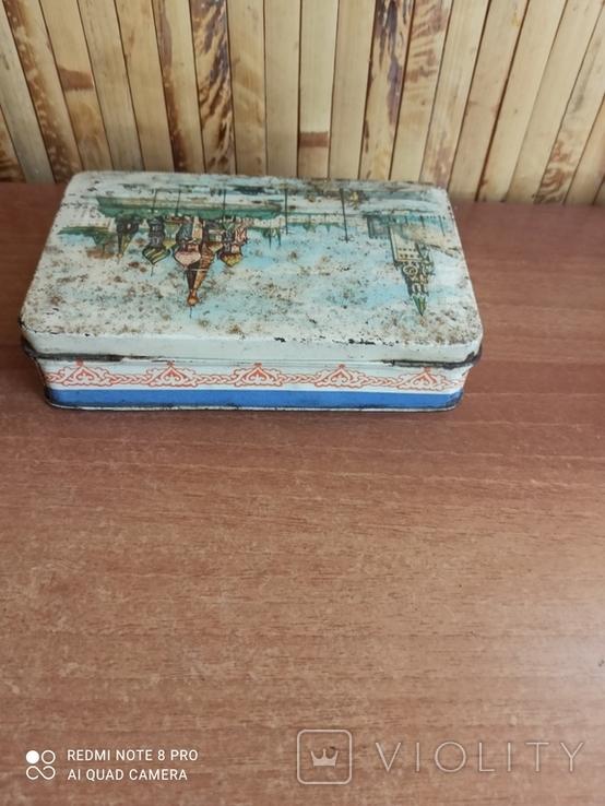 Коробка из-под конфет. Мосгорсовнархоз, Бабаевская фабрика., фото №6