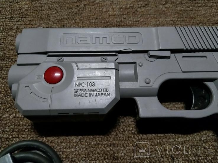 PlayStation Namco gun, Made in Japan ., фото №4