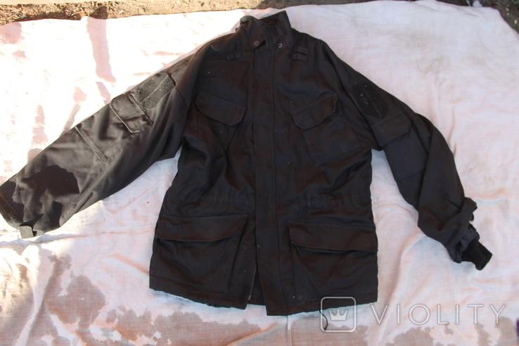 Куртка з підклаткою. (поліція, охорона.), фото №2