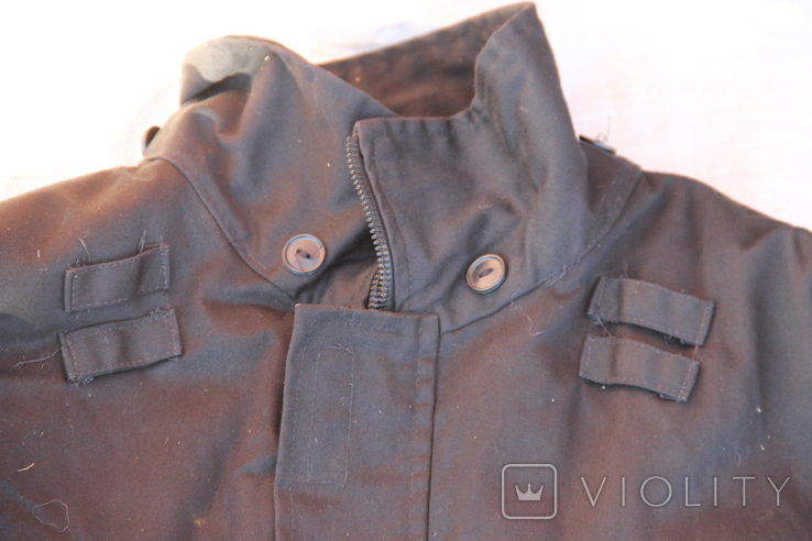 Куртка з підклаткою. (поліція, охорона.), фото №3
