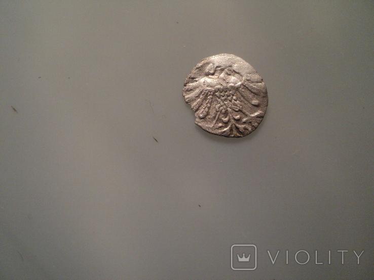 Динарий 1555 г, фото №4