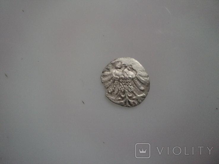 Динарий 1555 г, фото №5