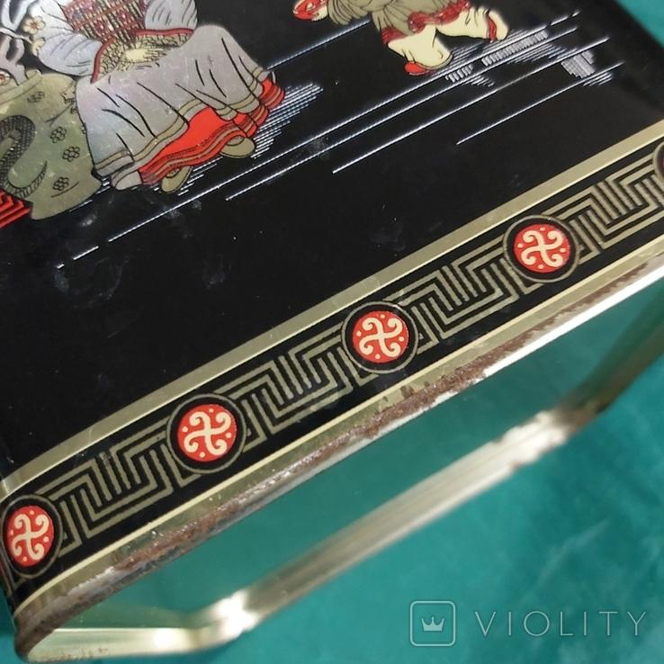 """Металлическая коробка """"Японские сюжеты"""", фото №9"""