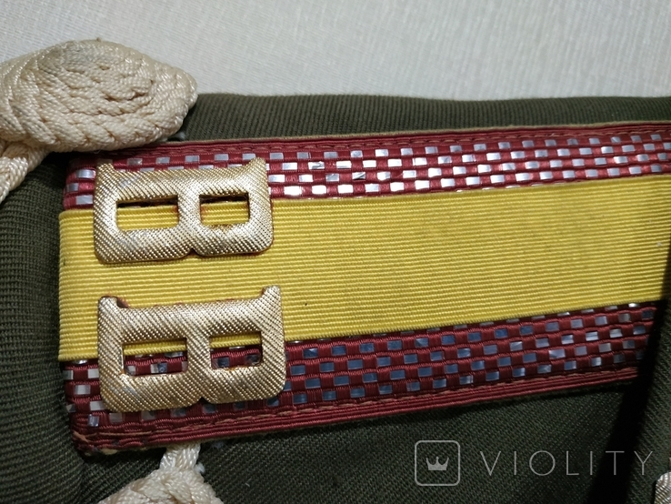 Дембельский китель ВВ, фото №7