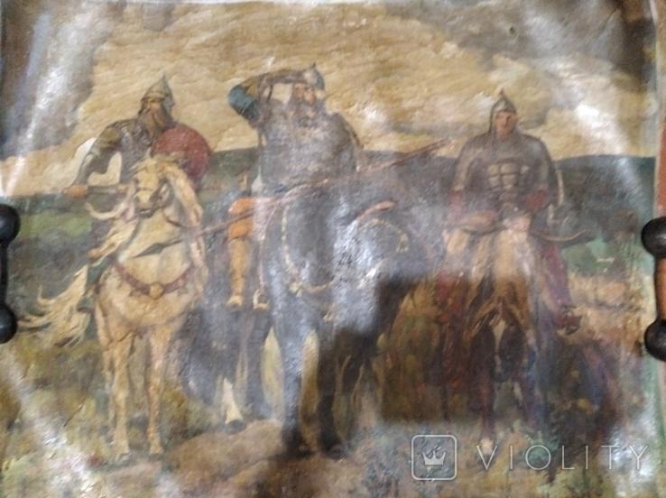 Три богатирі. копия, фото №4
