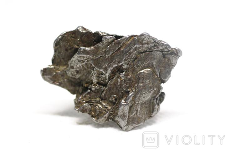 Залізний метеорит Campo del Cielo, 21,5 грам, із сертифікатом автентичності, фото №5