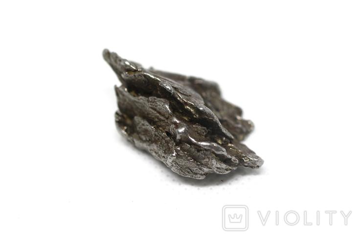 Залізний метеорит Campo del Cielo, 21,5 грам, із сертифікатом автентичності, фото №12