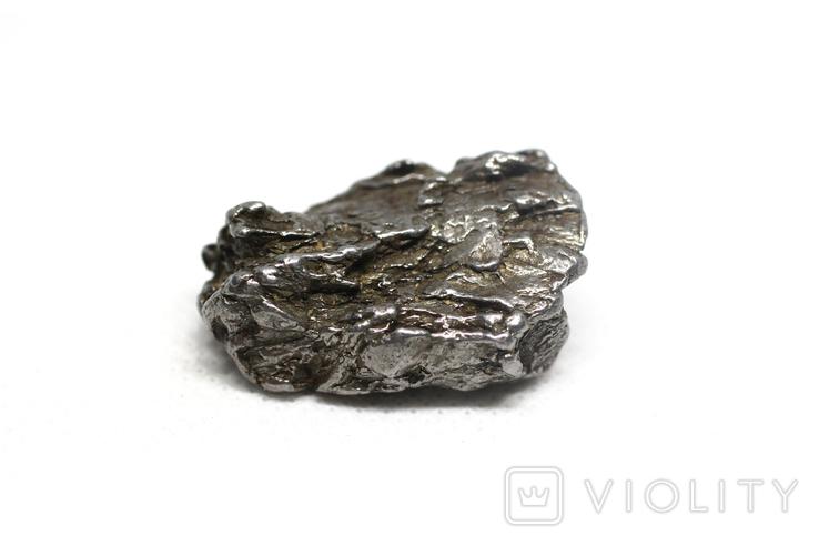 Залізний метеорит Campo del Cielo, 28,4 грам, із сертифікатом автентичності, фото №4