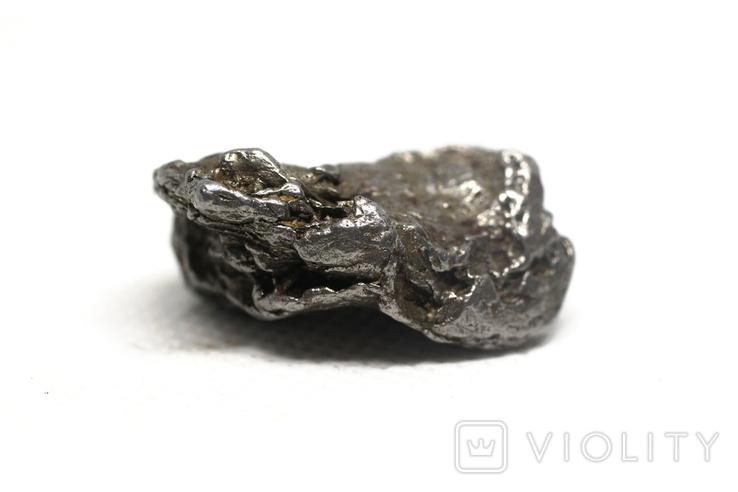 Залізний метеорит Campo del Cielo, 28,4 грам, із сертифікатом автентичності, фото №5