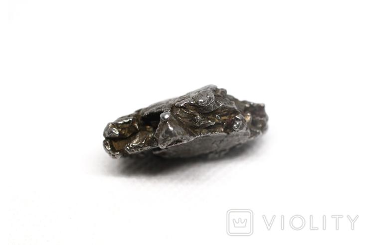 Залізний метеорит Campo del Cielo, 26,1 грам, із сертифікатом автентичності, фото №5