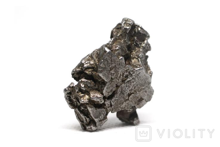 Залізний метеорит Campo del Cielo, 26,1 грам, із сертифікатом автентичності, фото №8