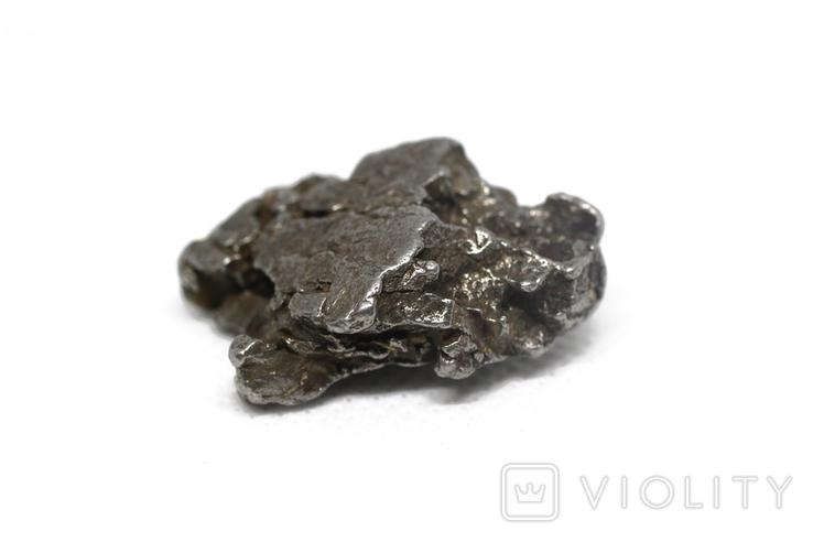 Залізний метеорит Campo del Cielo, 26,1 грам, із сертифікатом автентичності, фото №10