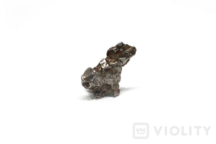 Залізний метеорит Campo del Cielo, 2,1 грам, із сертифікатом автентичності, фото №9
