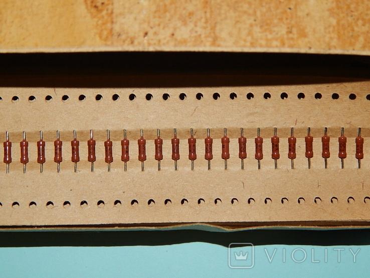 Резистор ОМЛТ-0,25/120ом, фото №4