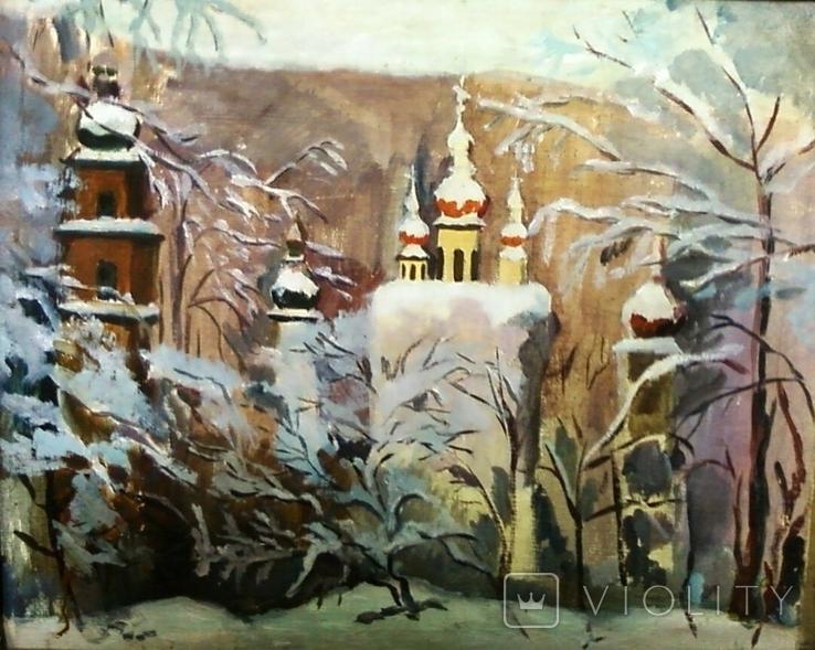 София Киевская. Зима, фото №2