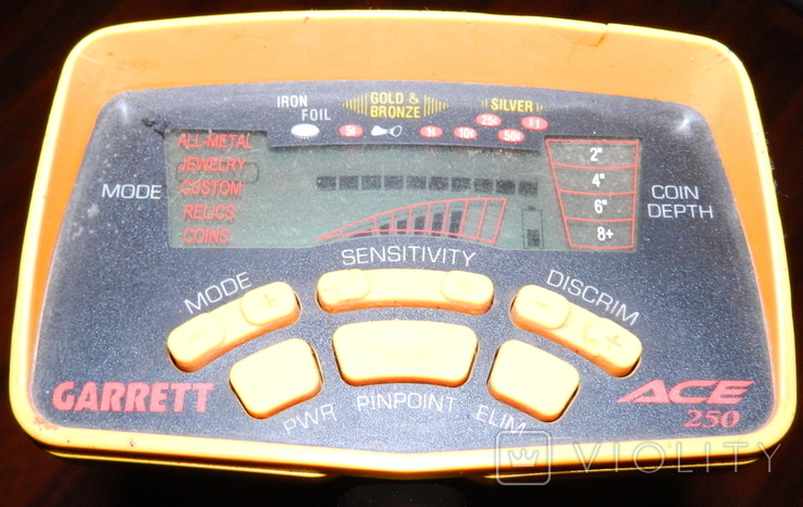 Garrett Ace 250 + Mars, фото №12