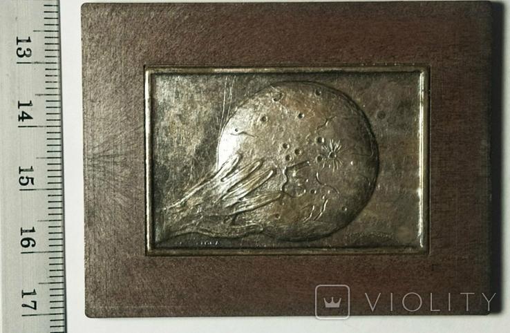 Барельефы из серебра мастера Senesi Acqua, фото №4