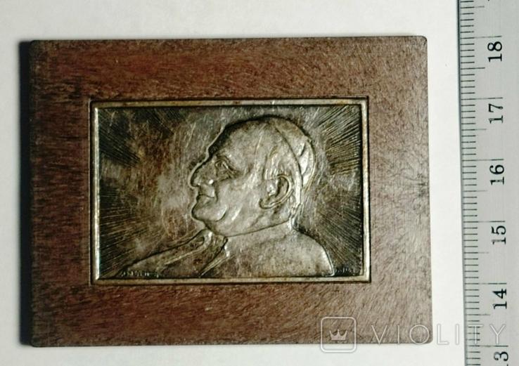 Барельефы из серебра мастера Senesi Acqua, фото №5