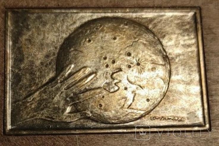 Барельефы из серебра мастера Senesi Acqua, фото №6