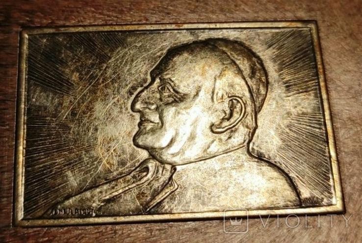 Барельефы из серебра мастера Senesi Acqua, фото №7