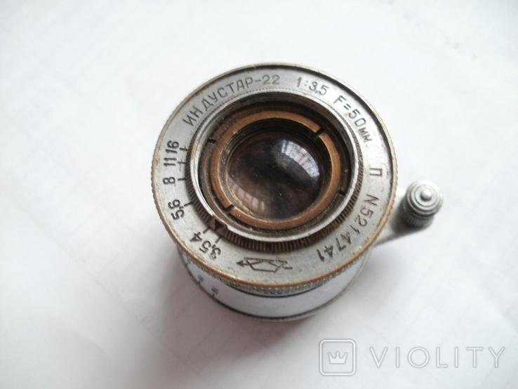 Индустар- 22, фото №2