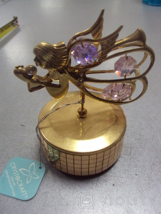Сувенир музыкальный фея ангел, фото №4