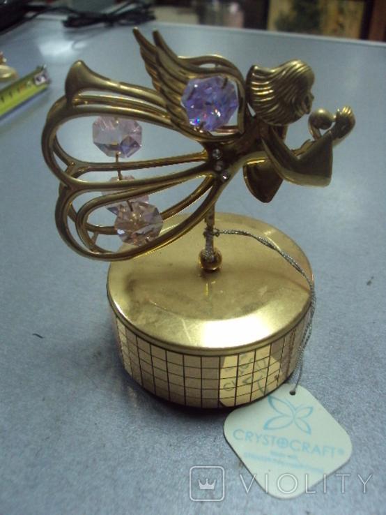 Сувенир музыкальный фея ангел, фото №8