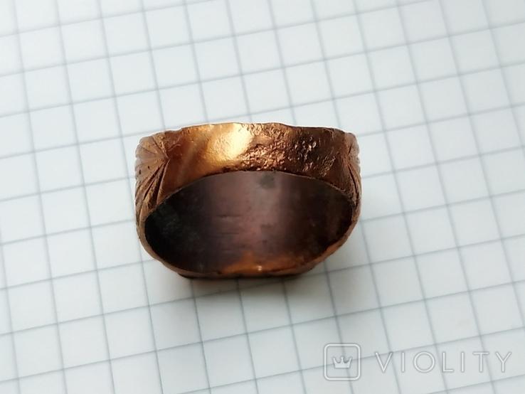 Перстень, окопное творчество, фото №6