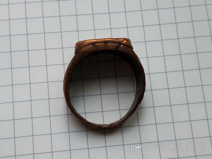 Перстень, окопное творчество, фото №8