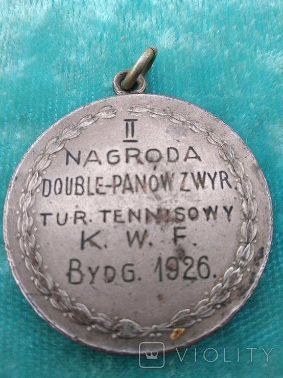 Медаль Тенис, фото №2