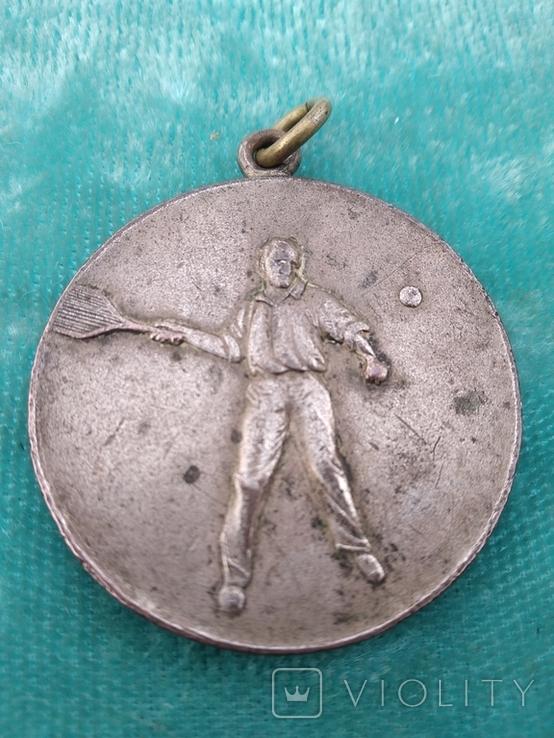 Медаль Тенис, фото №4
