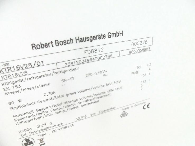 Холодильник BOSCH 85*60 cm  з Німеччини, фото №7