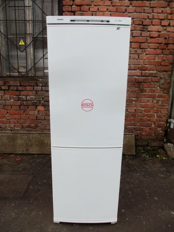 Холодильник SIEMENS electronic 175*60 cm   з Німеччини, фото №2
