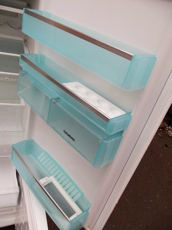 Холодильник SIEMENS electronic 175*60 cm   з Німеччини, фото №6