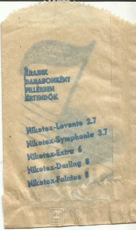 Реклама табачная 1920-е Сигареты  Табак, фото №3