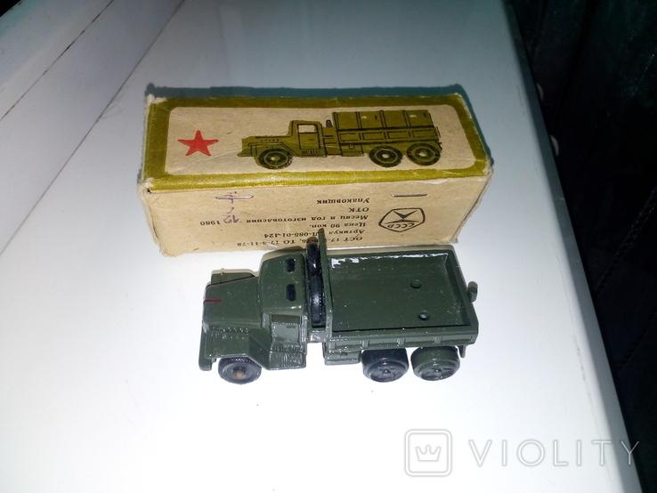 Грузовик СССР Метал., фото №2