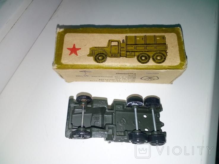 Грузовик СССР Метал., фото №3