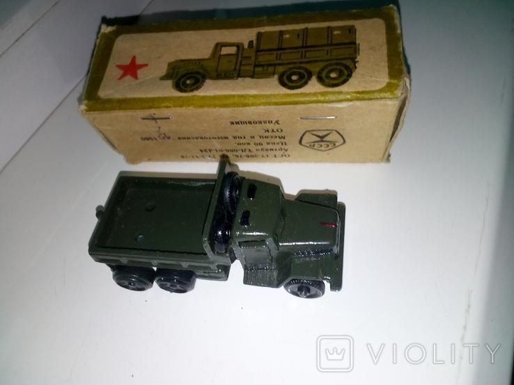Грузовик СССР Метал., фото №4