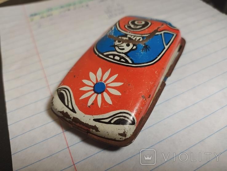 Детская машинка Стрела., фото №2