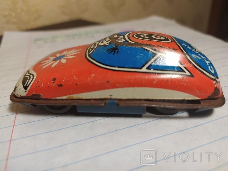 Детская машинка Стрела., фото №3