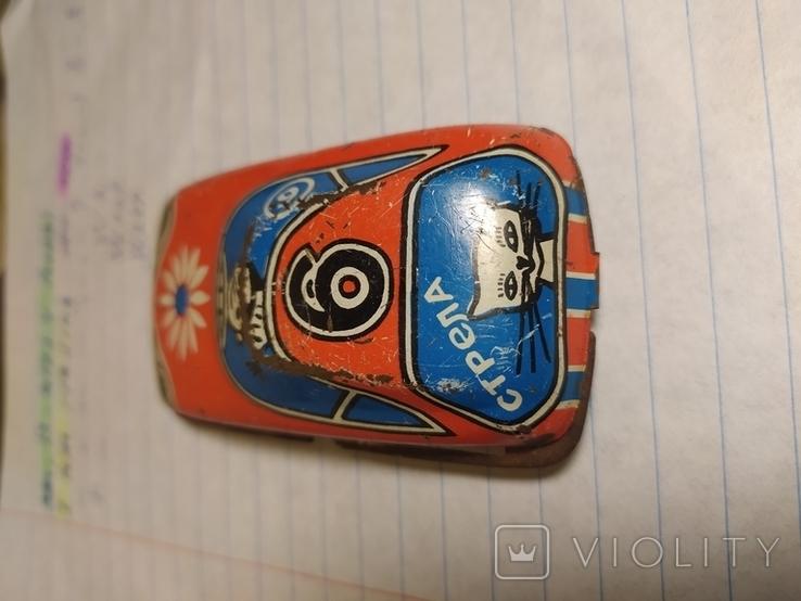 Детская машинка Стрела., фото №5