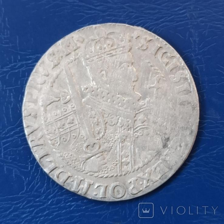 Орт 1622 г. Сигизмунд, фото №2