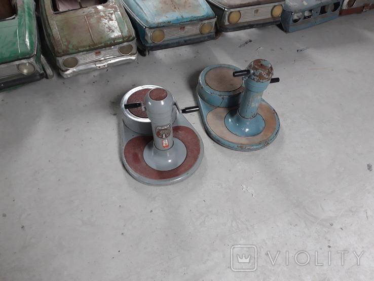 Педальный машинки СССР 36шт, фото №7