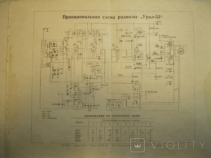 Урал 53, фото №5