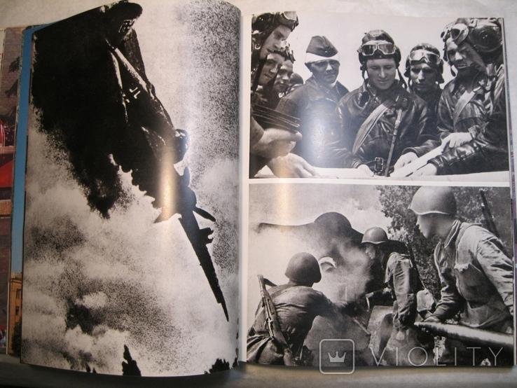 Подвиг твой бессмертен фотоальбом 1985г., фото №3