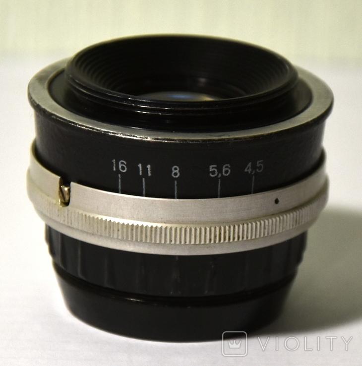 Объектив Индустар И23-У 14,5 F110 мм М39 (СССР), фото №3