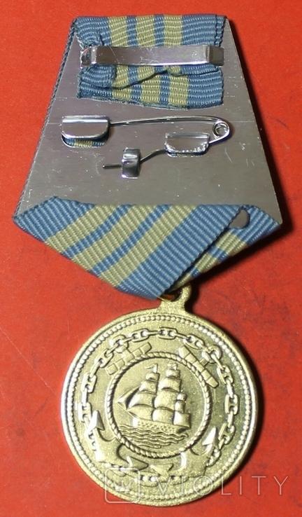 Копия Адмирал Нахимов в желтом металле, фото №4