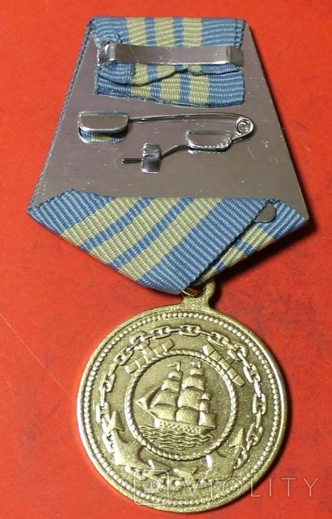 Копия Адмирал Нахимов в желтом металле, фото №5