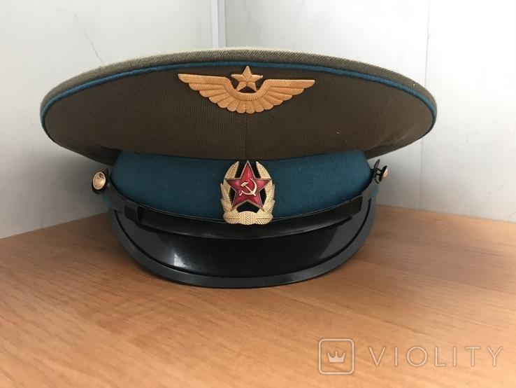 Фуражка ВВС, СССР, фото №2