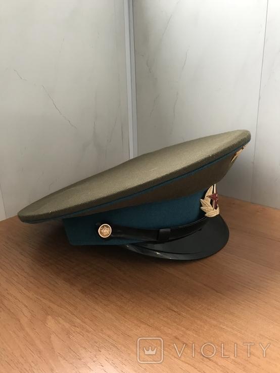 Фуражка ВВС, СССР, фото №5